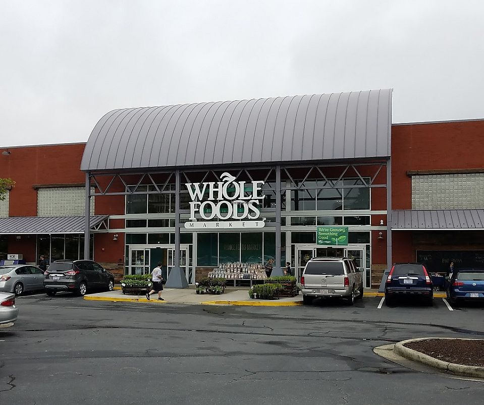 """Photo of Whole Foods Market  by <a href=""""/members/profile/rancidl"""">rancidl</a> <br/>Building <br/> April 3, 2018  - <a href='/contact/abuse/image/2376/380127'>Report</a>"""