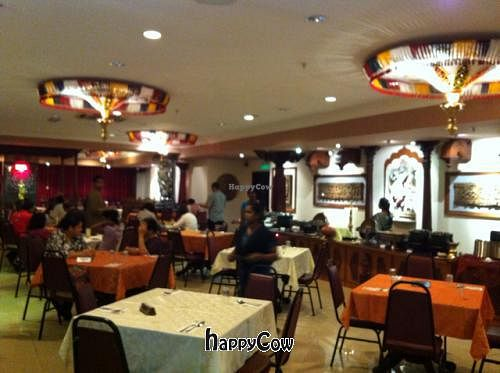 """Photo of Annalakshmi Restaurant  by <a href=""""/members/profile/anarchistanimal"""">anarchistanimal</a> <br/>Annalakshmi upstairs <br/> April 6, 2013  - <a href='/contact/abuse/image/23772/46596'>Report</a>"""