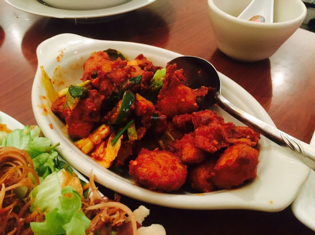 """Photo of Thuyen Vien  by <a href=""""/members/profile/amymylove"""">amymylove</a> <br/>garlic chicken - epic! you must get this! <br/> February 5, 2016  - <a href='/contact/abuse/image/23785/135096'>Report</a>"""