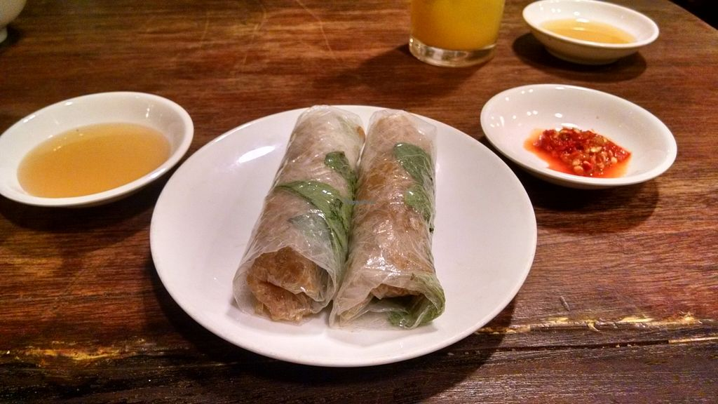 "Photo of Saigon Vegan - Vo Van Tan  by <a href=""/members/profile/melephant"">melephant</a> <br/>best spring rolls <br/> February 1, 2016  - <a href='/contact/abuse/image/23813/134644'>Report</a>"