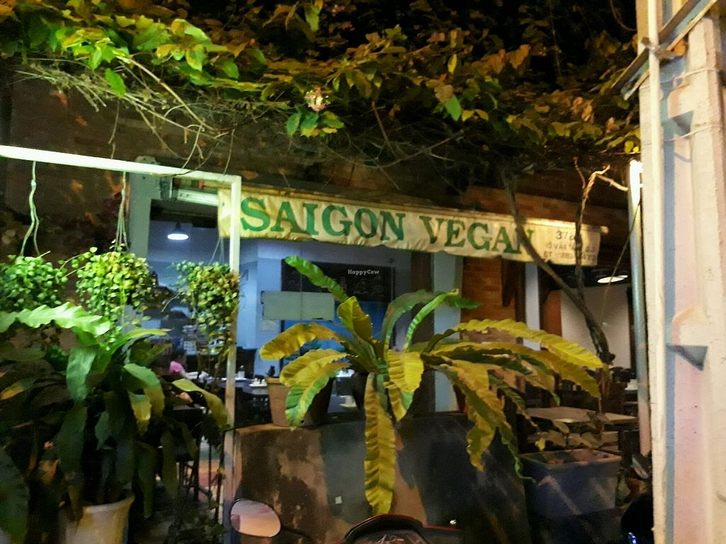 "Photo of Saigon Vegan - Vo Van Tan  by <a href=""/members/profile/LilacHippy"">LilacHippy</a> <br/>Outside <br/> January 1, 2018  - <a href='/contact/abuse/image/23813/341565'>Report</a>"