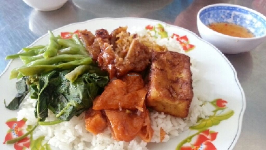"""Photo of Cay Sung  by <a href=""""/members/profile/KarinS"""">KarinS</a> <br/>Mix of their mock meat and vegetables <br/> January 6, 2016  - <a href='/contact/abuse/image/23834/131265'>Report</a>"""