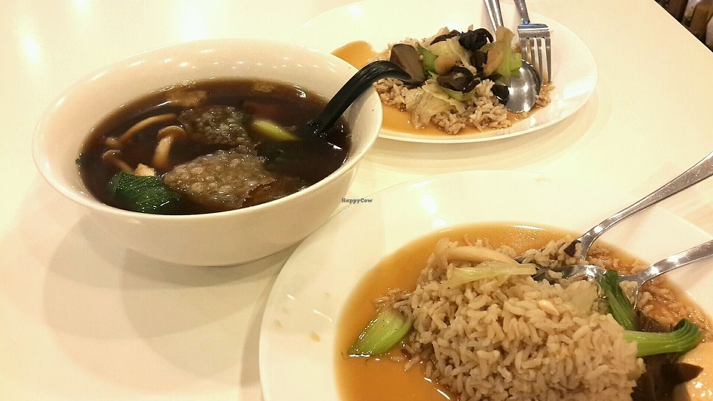 """Photo of Anew Organic Shop  by <a href=""""/members/profile/lotus.light"""">lotus.light</a> <br/>Vegan bak kut teh <br/> January 8, 2018  - <a href='/contact/abuse/image/23847/344395'>Report</a>"""