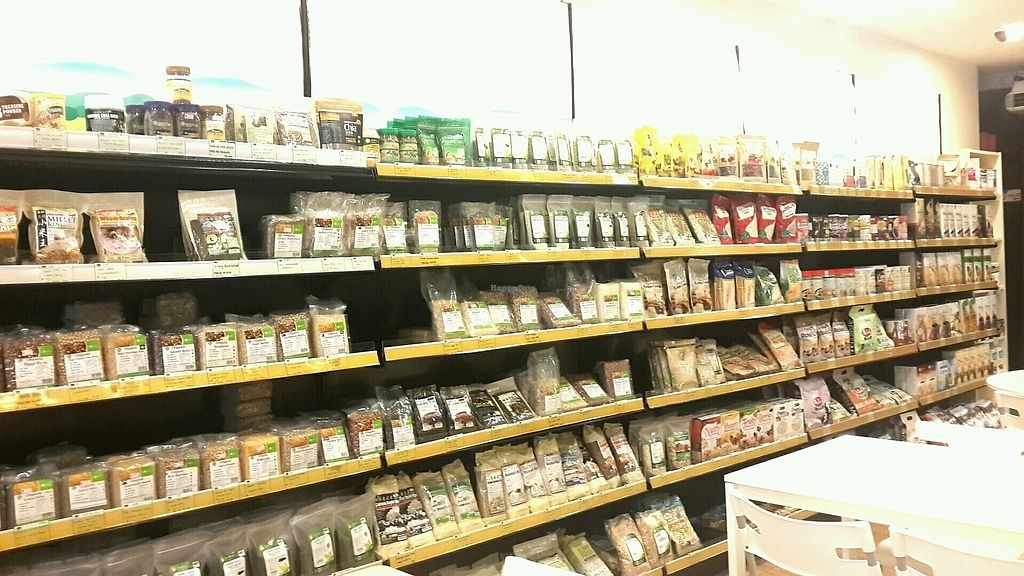 """Photo of Anew Organic Shop  by <a href=""""/members/profile/lotus.light"""">lotus.light</a> <br/>Most of the products are organic. Many are vegan.  <br/> January 8, 2018  - <a href='/contact/abuse/image/23847/344413'>Report</a>"""