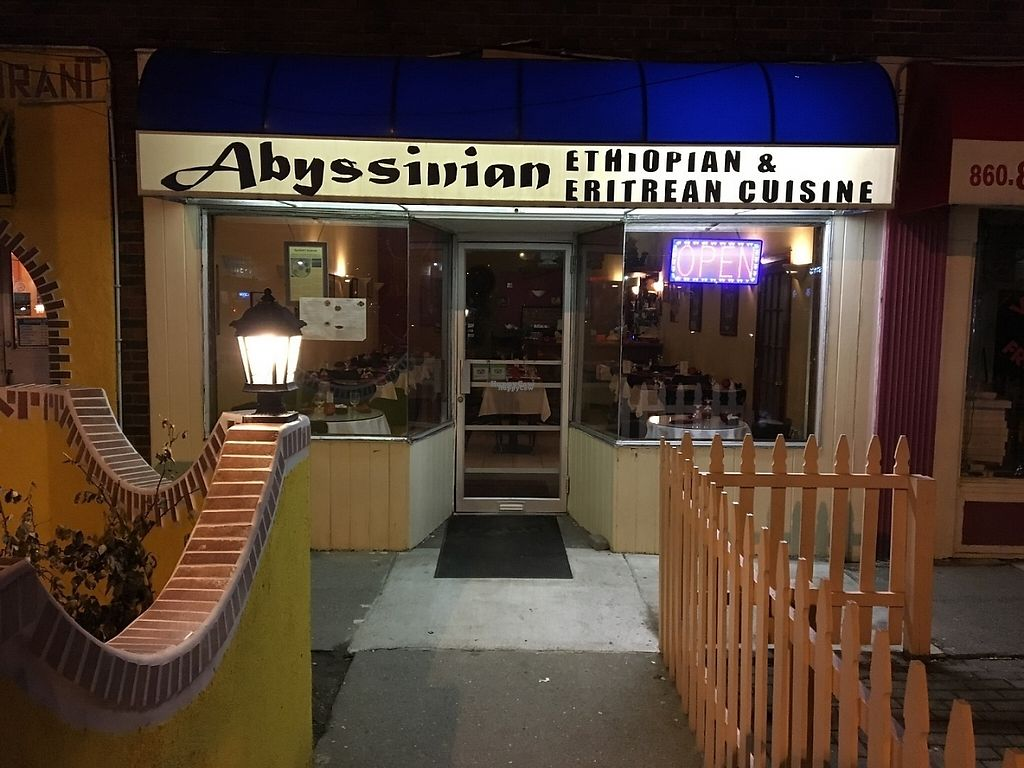 "Photo of Abyssinian Restaurant  by <a href=""/members/profile/Camdenlehr"">Camdenlehr</a> <br/>Front of resturant  <br/> January 23, 2017  - <a href='/contact/abuse/image/23848/215267'>Report</a>"