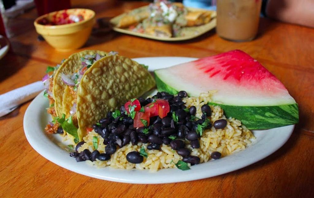 """Photo of Boca Fiesta  by <a href=""""/members/profile/Raesock"""">Raesock</a> <br/>TVP Tacos!  <br/> August 17, 2014  - <a href='/contact/abuse/image/23859/77317'>Report</a>"""