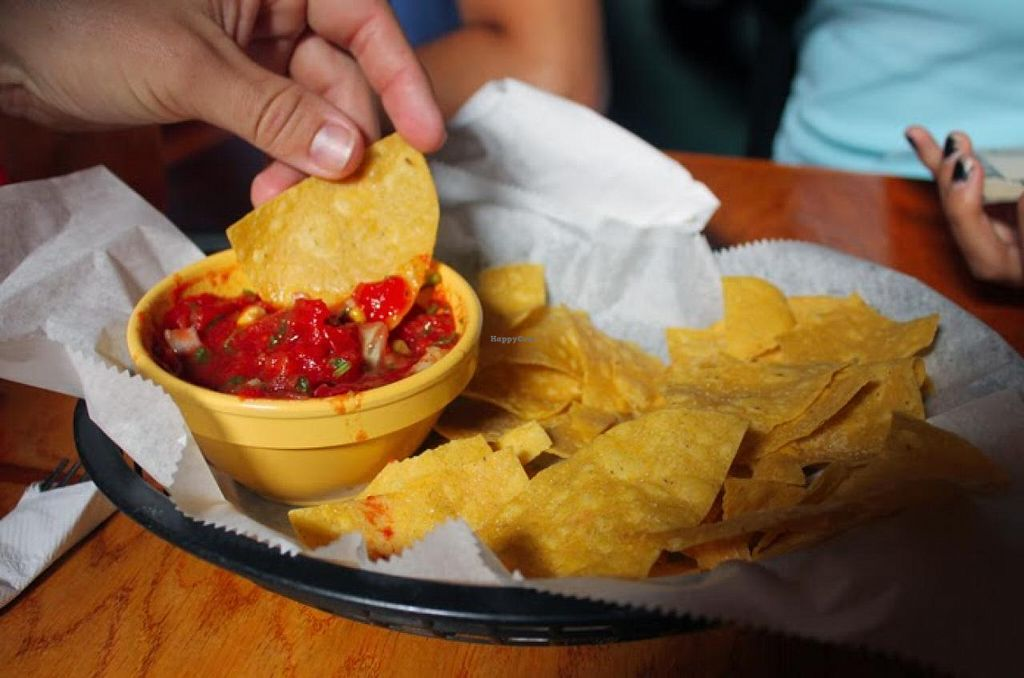"""Photo of Boca Fiesta  by <a href=""""/members/profile/Raesock"""">Raesock</a> <br/>Great salsa and chips! <br/> August 17, 2014  - <a href='/contact/abuse/image/23859/77318'>Report</a>"""