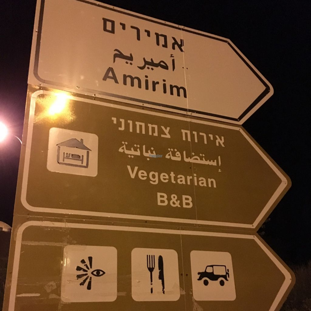 """Photo of Moshav Amirim Village  by <a href=""""/members/profile/daroff"""">daroff</a> <br/>sign <br/> August 6, 2016  - <a href='/contact/abuse/image/23862/166402'>Report</a>"""