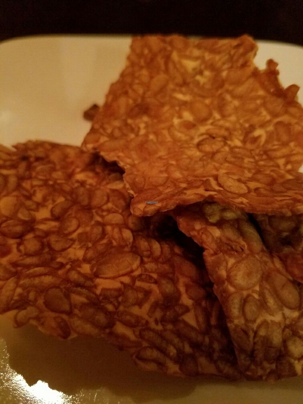 """Photo of Bandung Indonesian Restaurant  by <a href=""""/members/profile/andreathinks"""">andreathinks</a> <br/>House-made tempeh chips <br/> March 13, 2017  - <a href='/contact/abuse/image/23893/235789'>Report</a>"""