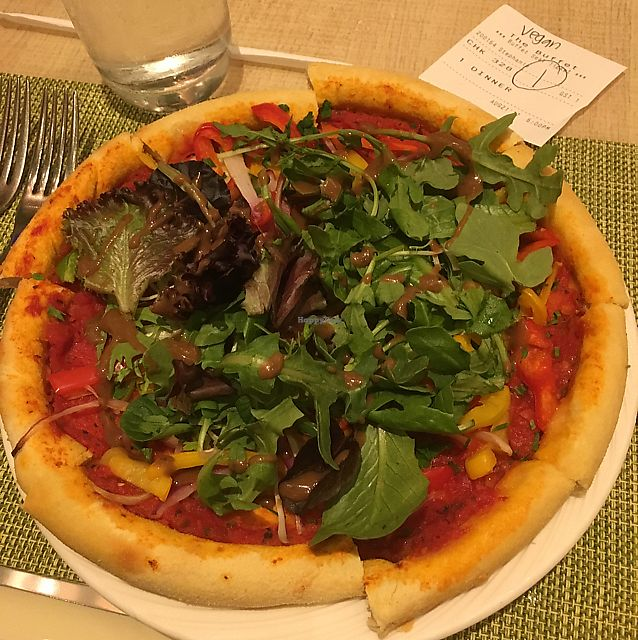 "Photo of Wynn Hotel - Casino Buffet  by <a href=""/members/profile/Durpadurp"">Durpadurp</a> <br/>custom pizza <br/> August 22, 2017  - <a href='/contact/abuse/image/23934/295870'>Report</a>"