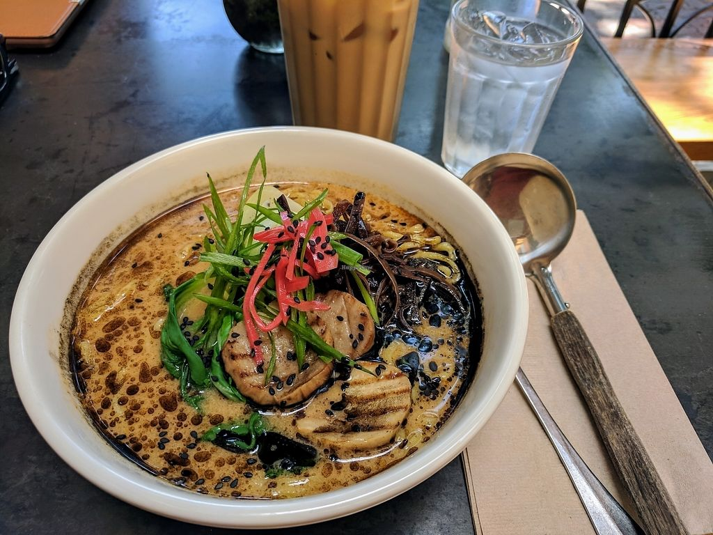 "Photo of Freesoulcaffe  by <a href=""/members/profile/Bgilly"">Bgilly</a> <br/>Miso ramen <br/> July 11, 2017  - <a href='/contact/abuse/image/23953/279241'>Report</a>"