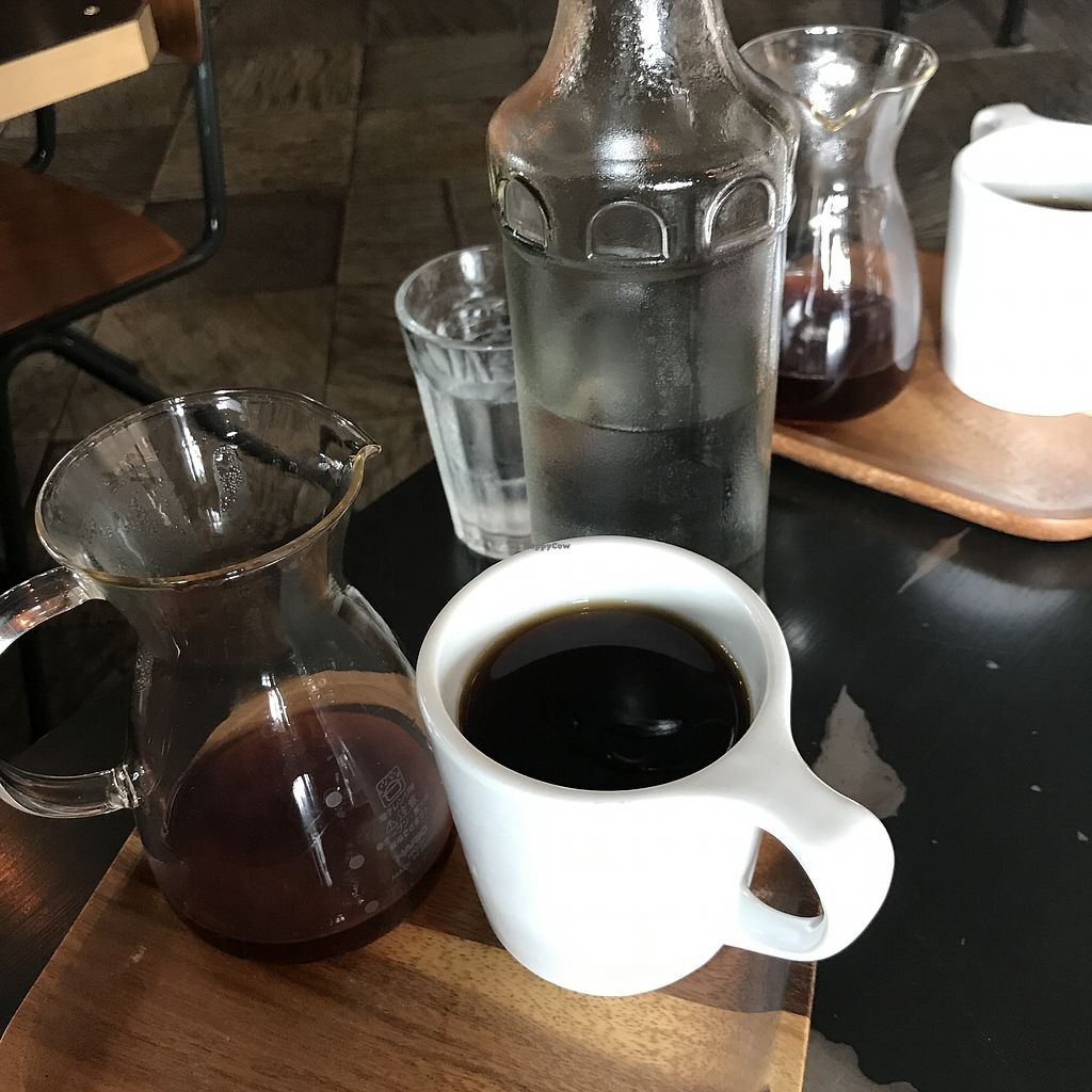 "Photo of Freesoulcaffe  by <a href=""/members/profile/KarenandKiki"">KarenandKiki</a> <br/>Great coffee <br/> September 15, 2017  - <a href='/contact/abuse/image/23953/304793'>Report</a>"