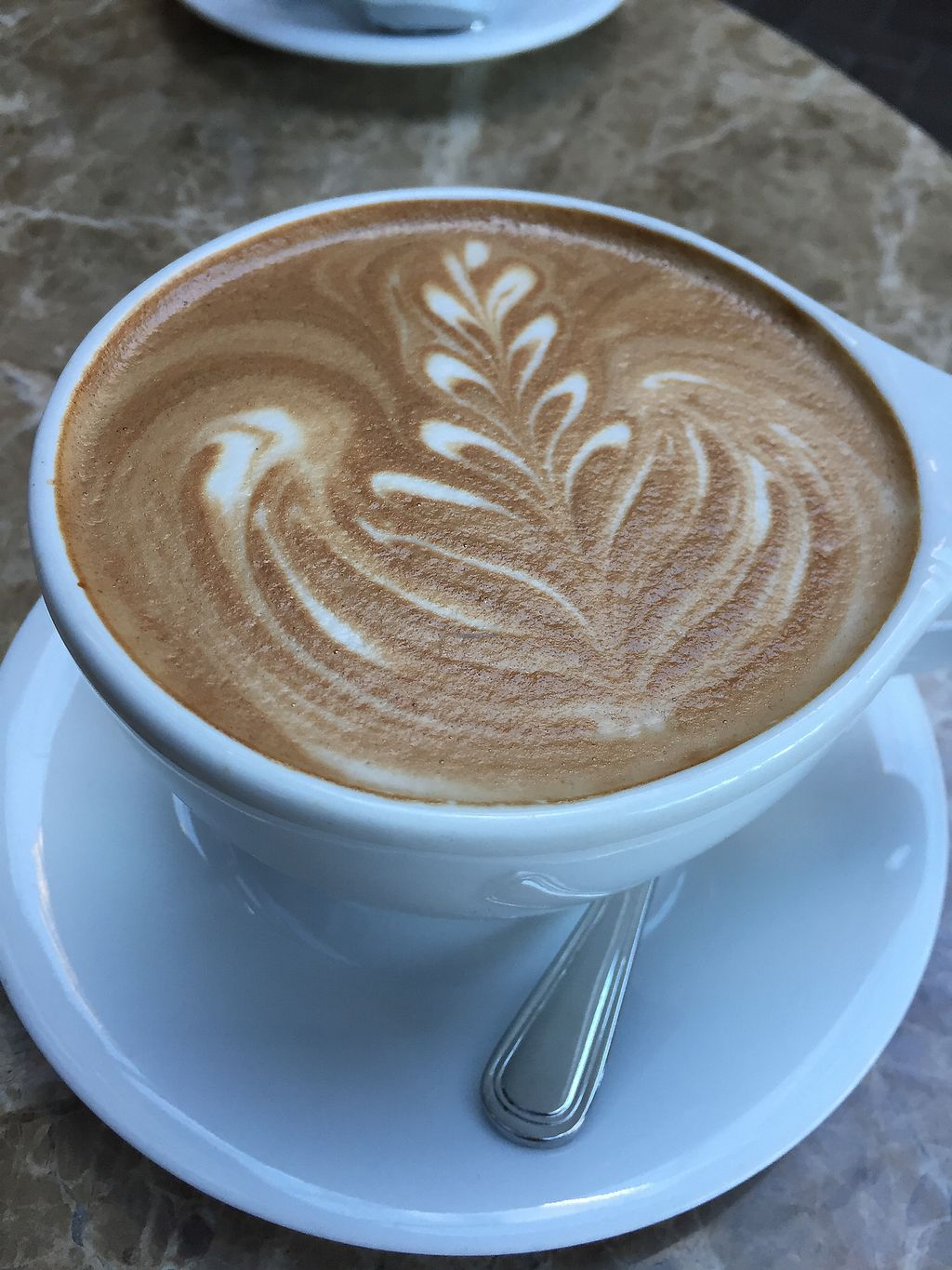 "Photo of Freesoulcaffe  by <a href=""/members/profile/heathenvegan"">heathenvegan</a> <br/>Mocha <br/> November 22, 2017  - <a href='/contact/abuse/image/23953/328198'>Report</a>"
