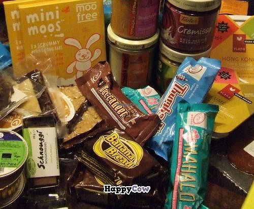 "Photo of CLOSED: Goldene Zeiten  by <a href=""/members/profile/v_mdj"">v_mdj</a> <br/>Some of the products I bought. Yes, I like chocolate and sweet a lot ;-) <br/> October 11, 2013  - <a href='/contact/abuse/image/23959/56518'>Report</a>"