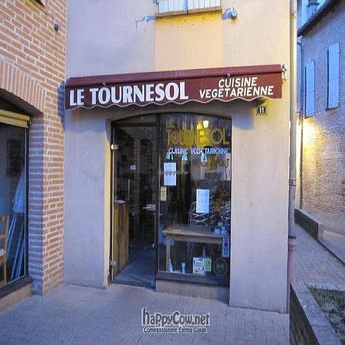 "Photo of Le Tournesol Cuisine Vegetarienne  by <a href=""/members/profile/VeganTex"">VeganTex</a> <br/> September 29, 2010  - <a href='/contact/abuse/image/23963/5978'>Report</a>"