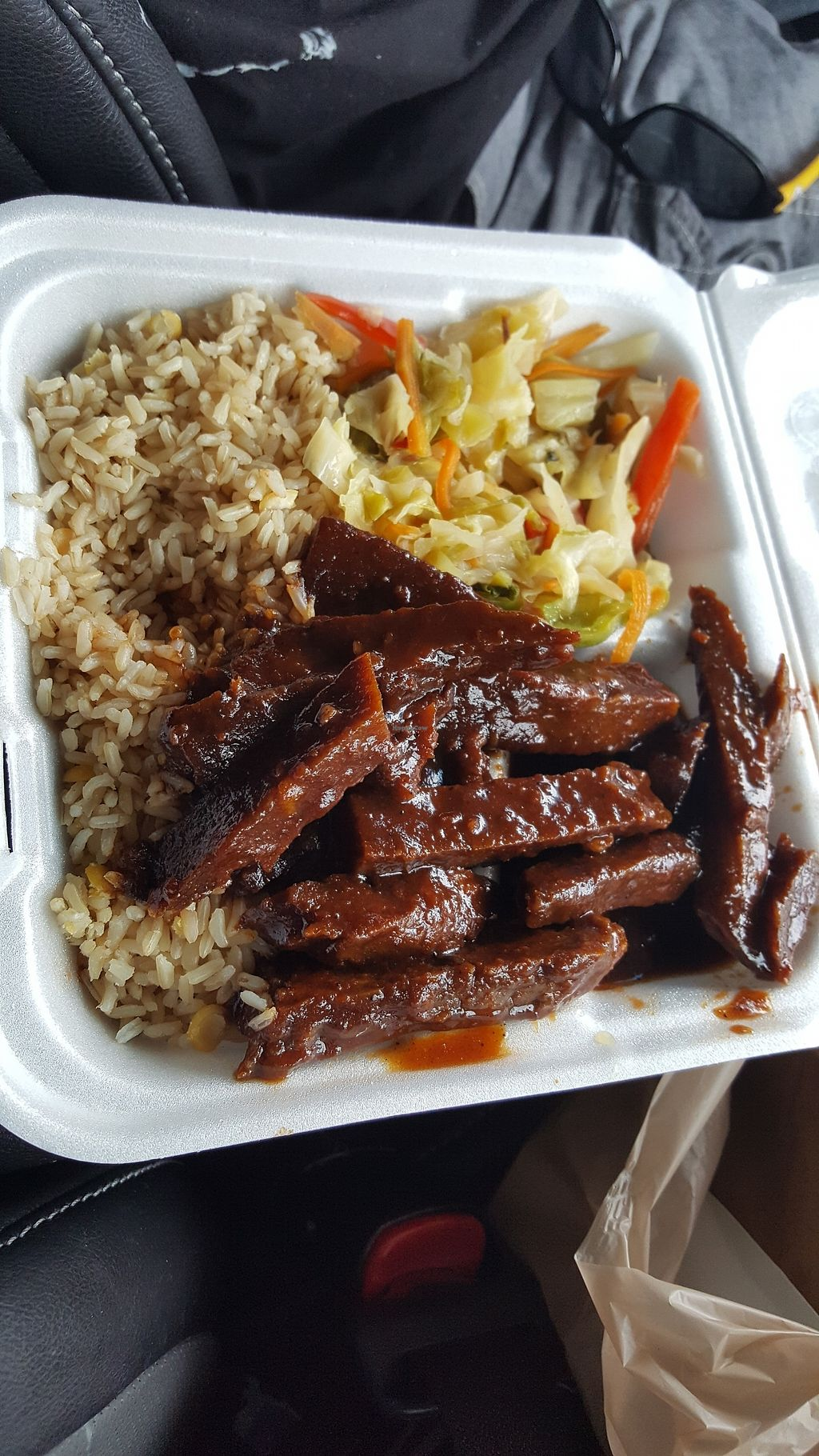 """Photo of Vegetarian Delight  by <a href=""""/members/profile/Tnj0507"""">Tnj0507</a> <br/>barbecue <br/> July 29, 2017  - <a href='/contact/abuse/image/23966/286417'>Report</a>"""