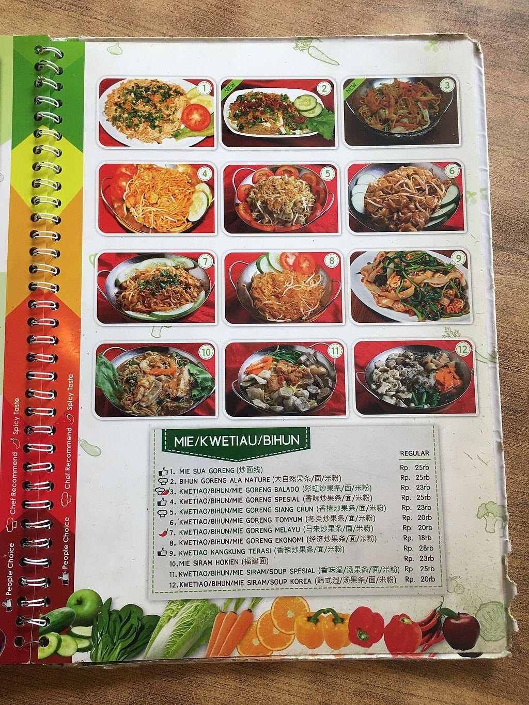 "Photo of Nature Vegetarian Restaurant  by <a href=""/members/profile/BernardKoh"">BernardKoh</a> <br/>Menu <br/> February 26, 2018  - <a href='/contact/abuse/image/24050/363888'>Report</a>"