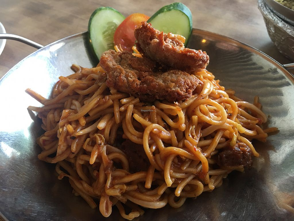 """Photo of Nature Vegetarian Restaurant  by <a href=""""/members/profile/BernardKoh"""">BernardKoh</a> <br/>Mee Goreng <br/> February 26, 2018  - <a href='/contact/abuse/image/24050/363891'>Report</a>"""