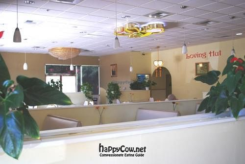 """Photo of Loving Hut - Elk Grove  by <a href=""""/members/profile/larryabailey"""">larryabailey</a> <br/>The interior is peaceful,relaxing and well appointed <br/> July 27, 2012  - <a href='/contact/abuse/image/24065/35158'>Report</a>"""