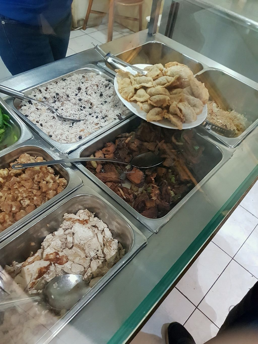 """Photo of Loving Hut  by <a href=""""/members/profile/Cynthiab"""">Cynthiab</a> <br/>vegan food <br/> February 4, 2018  - <a href='/contact/abuse/image/24077/354868'>Report</a>"""