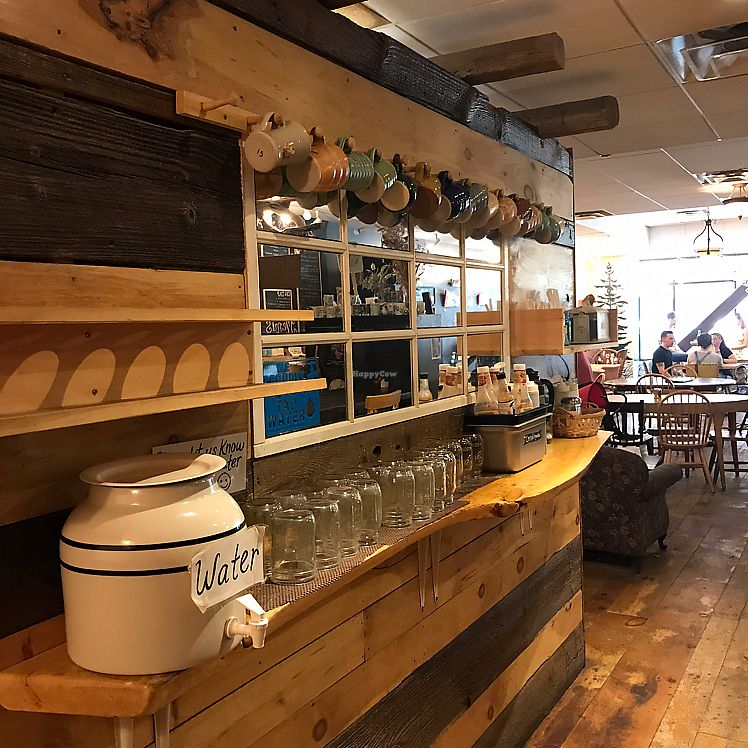 """Photo of Local Sprouts Cafe  by <a href=""""/members/profile/Sarah%20P"""">Sarah P</a> <br/>cafe space <br/> June 15, 2017  - <a href='/contact/abuse/image/24091/269572'>Report</a>"""
