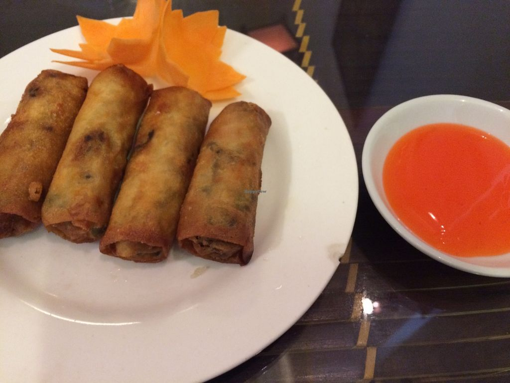 "Photo of Truc Lam Trai  by <a href=""/members/profile/JazzyCow"">JazzyCow</a> <br/>Lovely Spring Rolls :) <br/> October 21, 2015  - <a href='/contact/abuse/image/24108/122023'>Report</a>"
