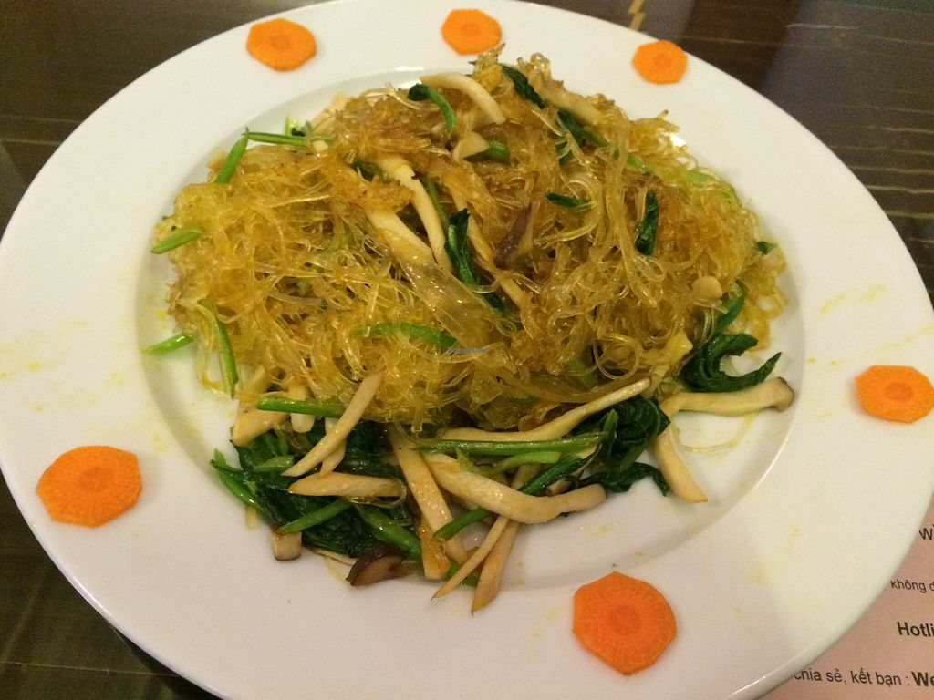 "Photo of Truc Lam Trai  by <a href=""/members/profile/JazzyCow"">JazzyCow</a> <br/>Noodles with Mushrooms <br/> October 21, 2015  - <a href='/contact/abuse/image/24108/122024'>Report</a>"