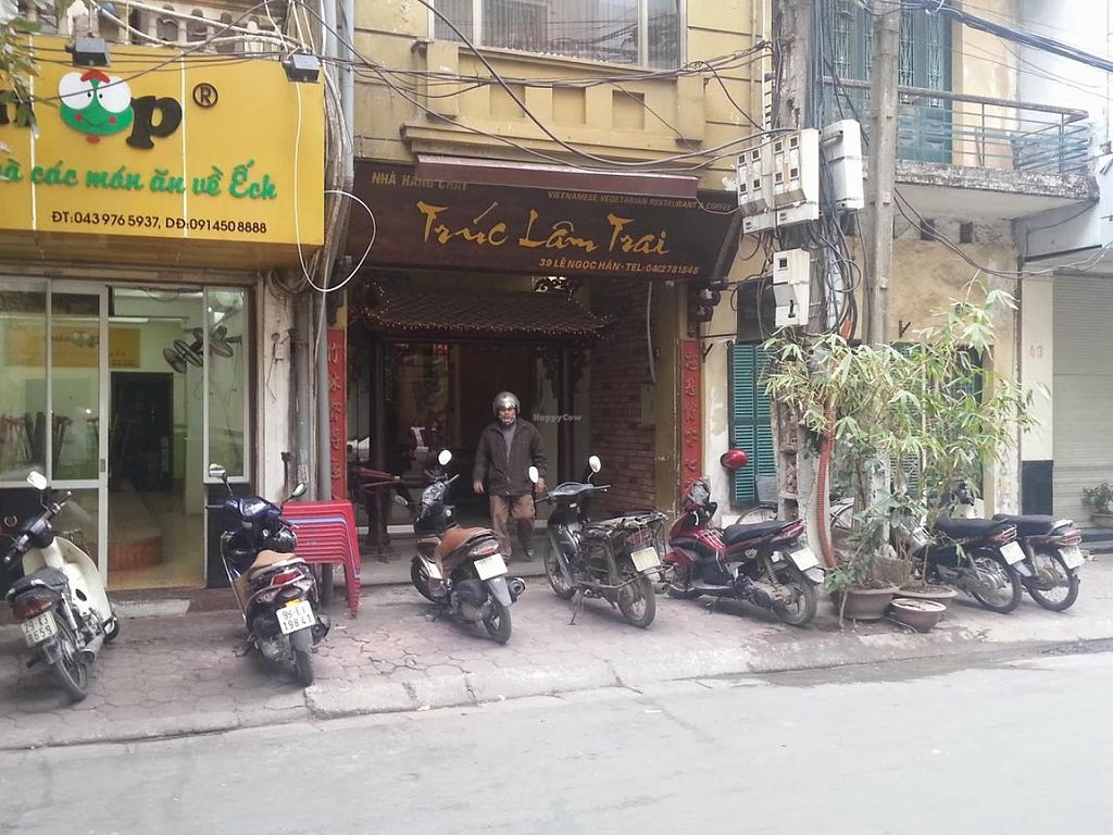"Photo of Truc Lam Trai  by <a href=""/members/profile/Miggi"">Miggi</a> <br/>Photo from road outside <br/> January 22, 2015  - <a href='/contact/abuse/image/24108/91009'>Report</a>"