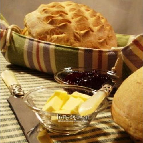 """Photo of Tenuta Savorgnano  by <a href=""""/members/profile/Jonathan%20Smith"""">Jonathan Smith</a> <br/>Breakfast in tuscany: Home-baked bread & fruit spread at Tenuta Savorgnano <br/> February 2, 2011  - <a href='/contact/abuse/image/24111/7280'>Report</a>"""