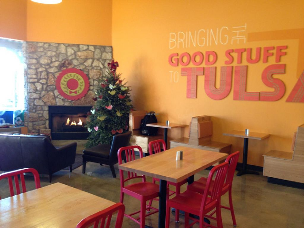 """Photo of Whole Foods Market - 41St  by <a href=""""/members/profile/NomNomNominator"""">NomNomNominator</a> <br/>cozy couches by the fire dining area <br/> December 29, 2013  - <a href='/contact/abuse/image/2411/61202'>Report</a>"""