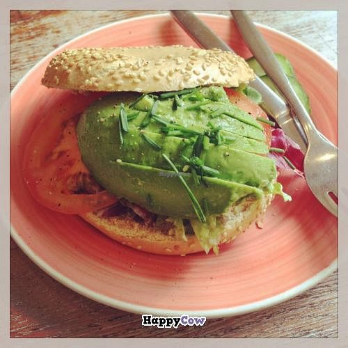 """Photo of Bagels & Beans - Raadhuisstraat  by <a href=""""/members/profile/_mayz_"""">_mayz_</a> <br/>yum <br/> October 19, 2013  - <a href='/contact/abuse/image/24140/56908'>Report</a>"""