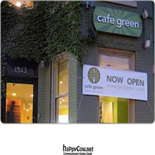 Photo of CLOSED: Cafe Green - Dupont Circle  by Chuck <br/> October 24, 2011  - <a href='/contact/abuse/image/24179/11526'>Report</a>