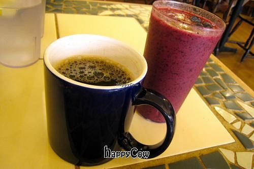 "Photo of Morning Glory Cafe  by <a href=""/members/profile/blisssu"">blisssu</a> <br/>You should try the Blueberry-Ginger Smoothie! <br/> June 21, 2013  - <a href='/contact/abuse/image/2418/49895'>Report</a>"