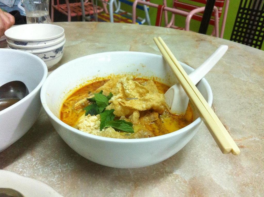 """Photo of i Vege  by <a href=""""/members/profile/Too%20Ann"""">Too Ann</a> <br/>laksa <br/> June 29, 2014  - <a href='/contact/abuse/image/24199/72934'>Report</a>"""