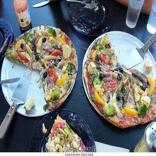 """Photo of Pizza Research Institute  by <a href=""""/members/profile/Lynne"""">Lynne</a> <br/>Vegan Chef's Choice at PRI <br/> April 9, 2009  - <a href='/contact/abuse/image/2419/1733'>Report</a>"""