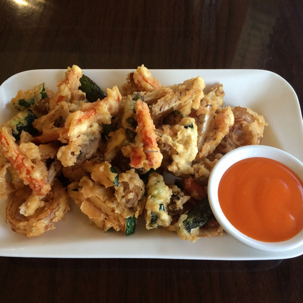 """Photo of Simple Joy  by <a href=""""/members/profile/DNice88"""">DNice88</a> <br/>vegan veggie tempura  <br/> April 26, 2016  - <a href='/contact/abuse/image/24209/146372'>Report</a>"""