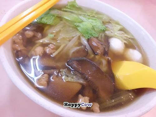 """Photo of CLOSED: Eunos Healthy Vegetarian  by <a href=""""/members/profile/Peace%20..."""">Peace ...</a> <br/>@ S$3 Soupy noodle  <br/> December 7, 2013  - <a href='/contact/abuse/image/24221/59991'>Report</a>"""