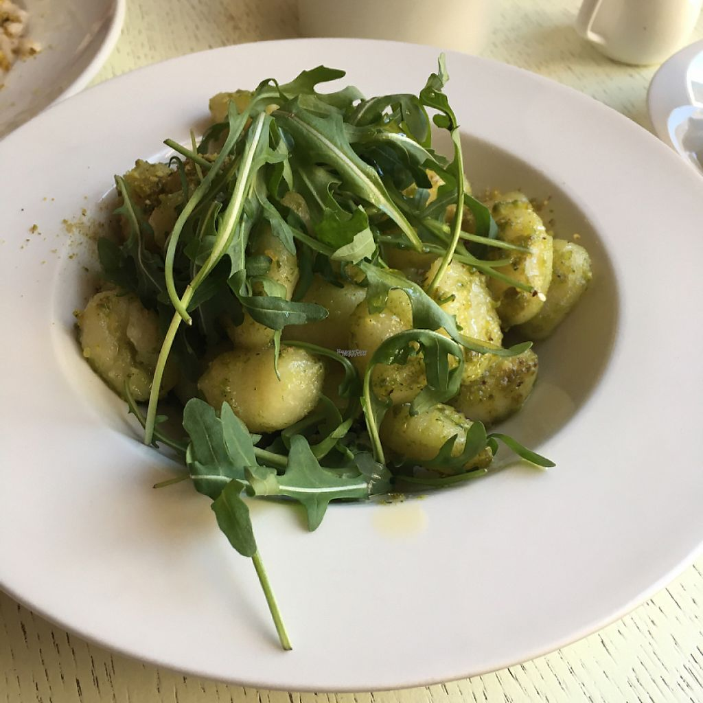 """Photo of Botanique  by <a href=""""/members/profile/Sarahtagg"""">Sarahtagg</a> <br/>vegan gnocchi <br/> March 27, 2017  - <a href='/contact/abuse/image/24304/241729'>Report</a>"""