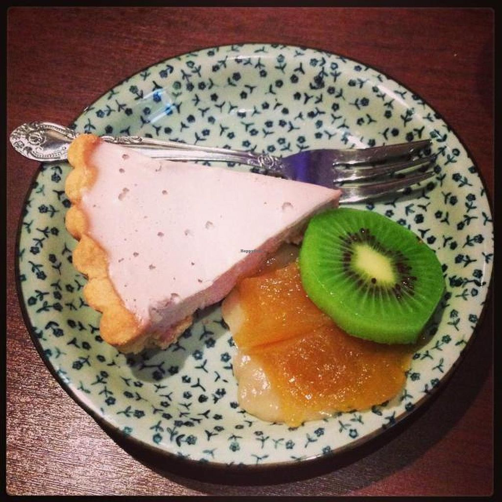"""Photo of Vegetable Kitchen Bar Aju  by <a href=""""/members/profile/kat.ross"""">kat.ross</a> <br/>strawberry tart <br/> May 17, 2014  - <a href='/contact/abuse/image/24359/70164'>Report</a>"""