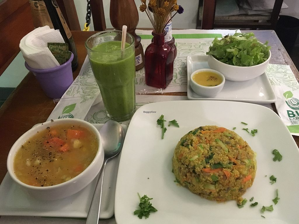 """Photo of Bio Carioca  by <a href=""""/members/profile/KathrinPeters"""">KathrinPeters</a> <br/>My meal  <br/> October 3, 2017  - <a href='/contact/abuse/image/24367/311512'>Report</a>"""