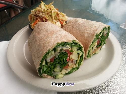 """Photo of Ohana Cafe  by <a href=""""/members/profile/eric"""">eric</a> <br/>Maui wowi wrap <br/> October 27, 2013  - <a href='/contact/abuse/image/24410/57374'>Report</a>"""