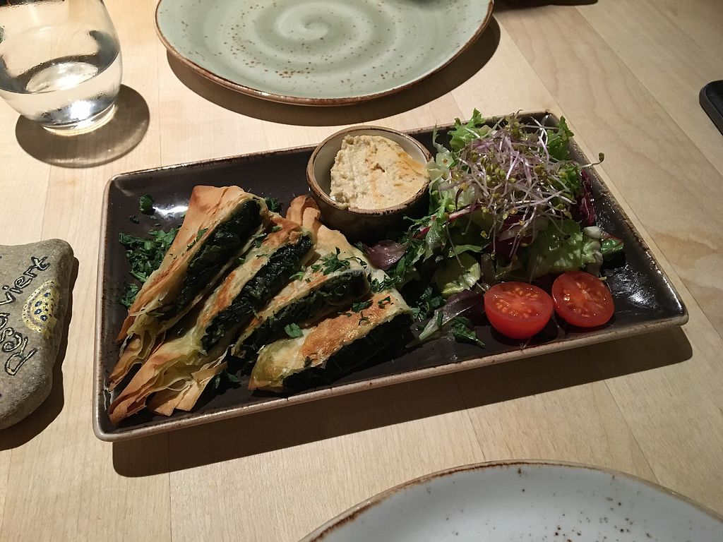 """Photo of Max Pett  by <a href=""""/members/profile/KelseyHudspeth"""">KelseyHudspeth</a> <br/>Spinach Börek appetizer  <br/> January 6, 2018  - <a href='/contact/abuse/image/24416/343663'>Report</a>"""