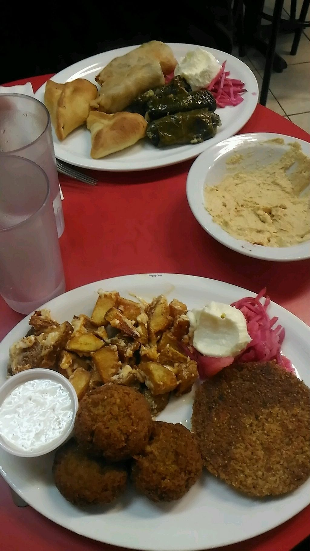 """Photo of Mary's Place Cafe  by <a href=""""/members/profile/QuothTheRaven"""">QuothTheRaven</a> <br/>vegan <br/> February 11, 2018  - <a href='/contact/abuse/image/24432/358036'>Report</a>"""
