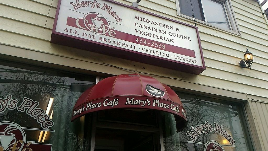 """Photo of Mary's Place Cafe  by <a href=""""/members/profile/QuothTheRaven"""">QuothTheRaven</a> <br/>outside <br/> February 11, 2018  - <a href='/contact/abuse/image/24432/358037'>Report</a>"""
