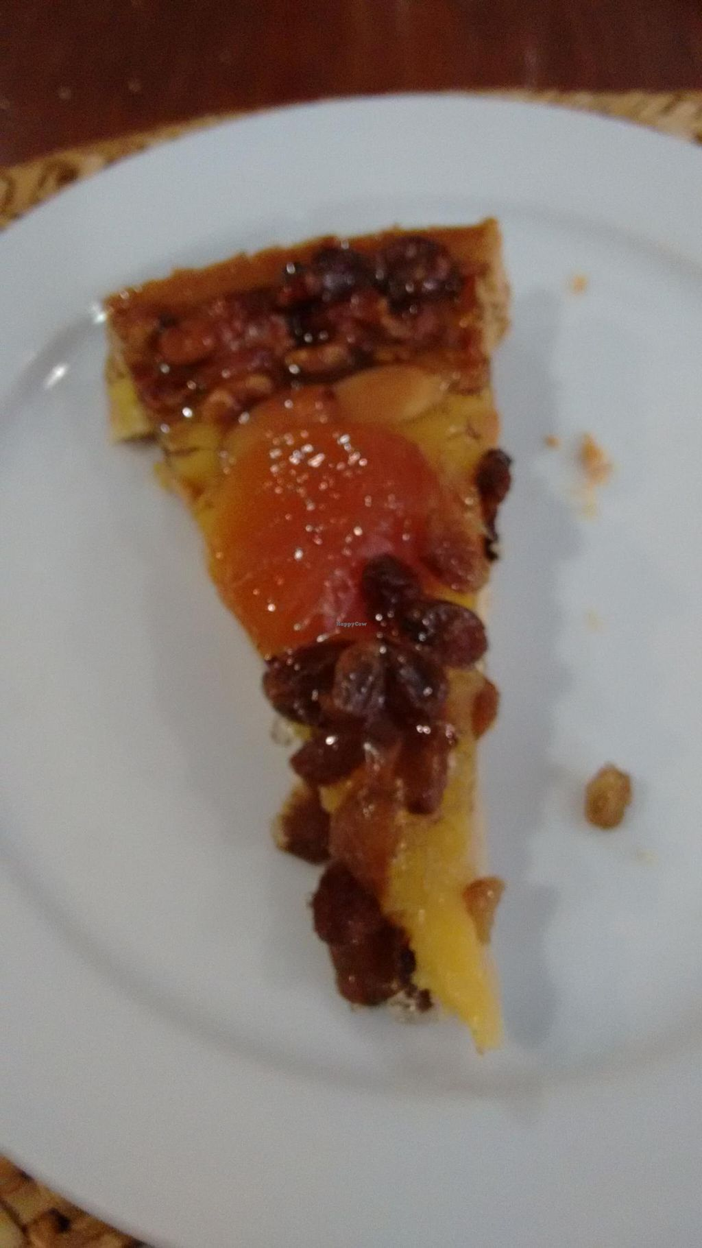 """Photo of Es Ginebro  by <a href=""""/members/profile/craigmc"""">craigmc</a> <br/>Vegan fruit & nut tart <br/> May 31, 2015  - <a href='/contact/abuse/image/24440/104285'>Report</a>"""