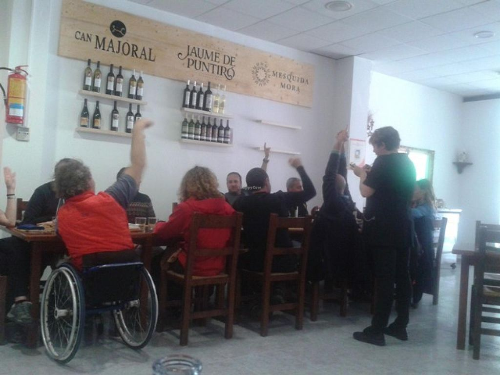 """Photo of Es Ginebro  by <a href=""""/members/profile/Falk"""">Falk</a> <br/>In the new restaurant <br/> March 2, 2014  - <a href='/contact/abuse/image/24440/65158'>Report</a>"""