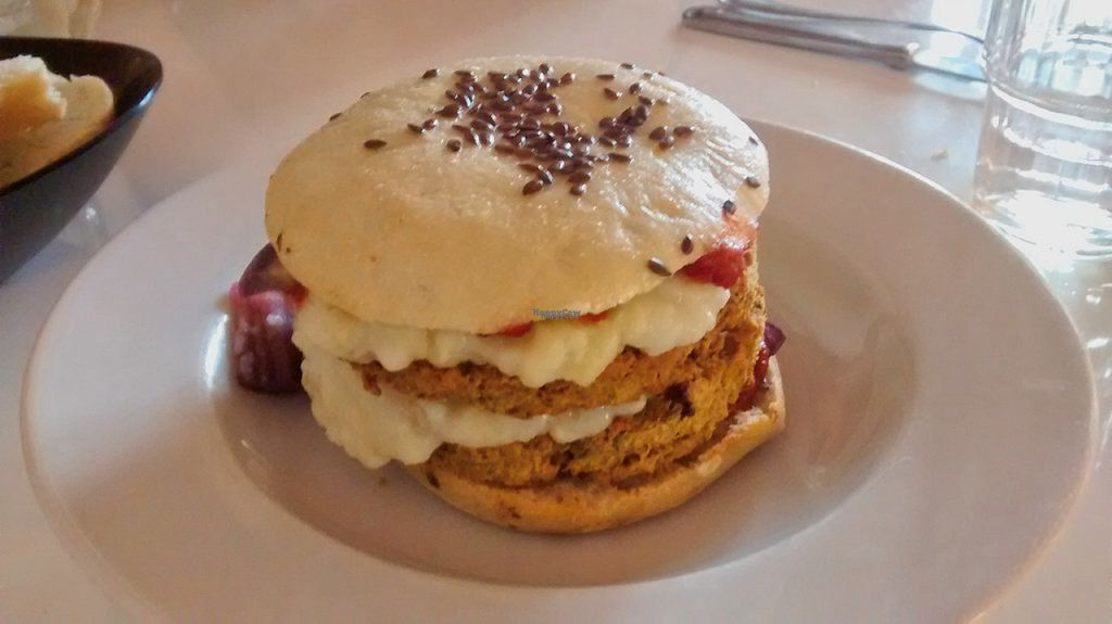 """Photo of Dolce Vegan  by <a href=""""/members/profile/JonJon"""">JonJon</a> <br/>Double cheese burger <br/> November 3, 2016  - <a href='/contact/abuse/image/24464/186387'>Report</a>"""