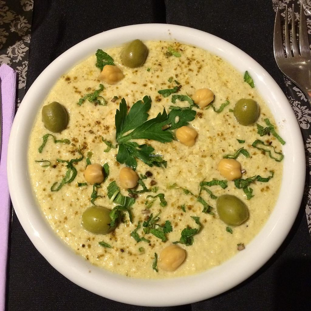 "Photo of Passion for Food  by <a href=""/members/profile/tryn%20ny%20ty"">tryn ny ty</a> <br/>Not on menu, but made just for me. Egyptian hummus! <br/> March 20, 2014  - <a href='/contact/abuse/image/24465/228540'>Report</a>"