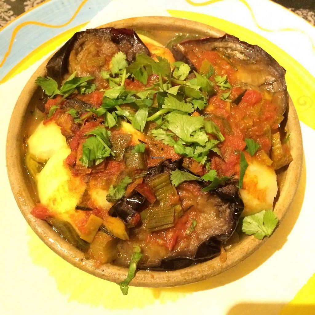 "Photo of Passion for Food  by <a href=""/members/profile/tryn%20ny%20ty"">tryn ny ty</a> <br/>'Complete Meal' prepared by owner featuring root vegetables, chickpeas and lentils <br/> March 20, 2014  - <a href='/contact/abuse/image/24465/228541'>Report</a>"