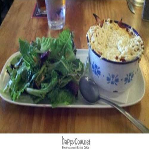 """Photo of The Wallflower Modern Diner  by <a href=""""/members/profile/SynthVegan"""">SynthVegan</a> <br/>Baked spaghetti <br/> July 24, 2011  - <a href='/contact/abuse/image/24494/9781'>Report</a>"""